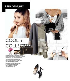 """Sunday Glam"" by rudzia95 ❤ liked on Polyvore featuring Zimmermann, Boohoo, Chanel, LSA International and fashionset"