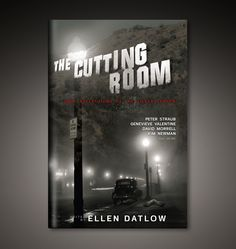 The Cutting Room (Tachyon Publications). Cover designed by Josh Beatman/Brainchild Studios.