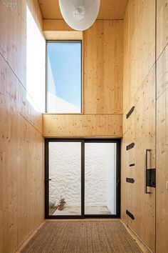 Into The Wood: Paratelier's Brutalist House in Lisbon | Projects | Interior Design