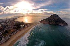 Recreio dos Bandeirantes, rio de Janeiro, Brasil
