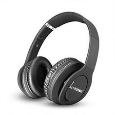 EasySMX VEGGIEG Bluetooth Over-Ear Headset Foldable NFC Stereo Headphones with…