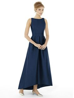Alfred Sung Style D706 http://www.dessy.com/dresses/bridesmaid/d706/