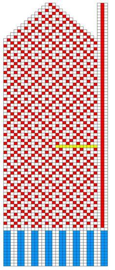 Nu är mönstret till mina senaste vantar färdiga. Jag tycker att namnet Freja passar dem. Jag gillar verkligen mönsterstickning med ett garn som skiftar i färgen. Jag har stickat i Stoff och Stils… Knitted Mittens Pattern, Crochet Mittens, Filet Crochet, Knit Crochet, Knitting Charts, Hand Knitting, Knitting Patterns, Fair Isle Chart, Diagram Chart