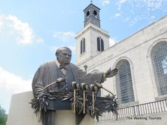 Fulton, Missouri, museum memorializes Winston Churchill - The Walking Tourists