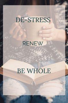 Free Guide to De-Stress as a #nurse