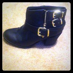 Shoes Little Black boots H&M H&M Shoes