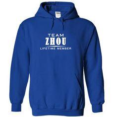 Awesome Tee Team ZHOU, Lifetime member Shirts & Tees