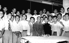 SWK - Ip Man - Part 1955 (many students like Wong Shun Leung and Tsui Sheung Tin)