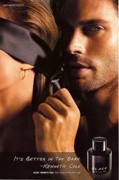 Kenneth Cole - Black-Kenneth Cole Fragrance F/W 08