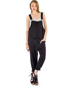 Σαλοπέτα Overalls, Women's Fashion, Hot, Pants, Trouser Pants, Fashion Women, Women's Pants, Womens Fashion