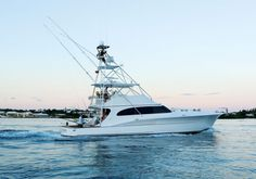 Winter Custom Yachts specializes in building modern, Carolina-style sport-fishing boats. Capable of building custom boats ranging from 24 to 75 feet, owners Tim Winters and Will Copeland came to the business with engineering backgrounds, and their meticulous attention to detail reflects that ethic.