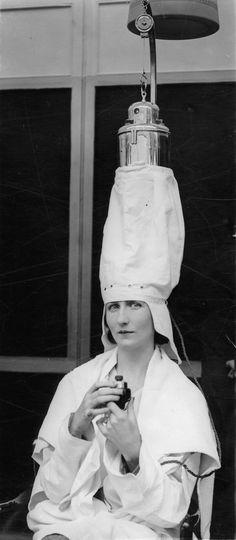 Secador de cabelo ou instrumento de tortura?