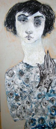 Secretos de familia 35 cm x 80 cm Óleo-Lienzo 2012 1.500€  #arte #art #artecubano #cubanart #galerías #galleries #pintura #painting #EdelBordon Waves, Artwork, Painting, Floating Island, Cuban Art, Canvases, Islands, Pintura, Work Of Art