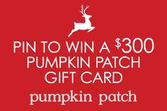 #DearPumpkinPatch