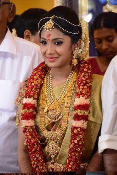 Beautiful South Indian Bride
