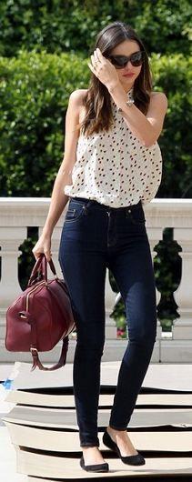 Shirt - Equipment   Purse - Louis Vuitton   Shoes - Givenchy   Sunglasses - Christian Dior   Jeans - Nopbody