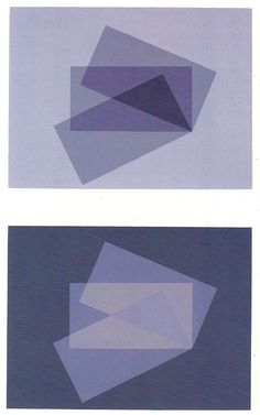 Symmetry Pattern & Color 2012: Josef Albers- Interaction of Color