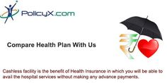 Get the best health insurance policy in India by comparing at Policyx.com http://www.policyx.com/health-insurance/compare-health-insurance.php