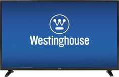 "Popular on Best Buy : Westinghouse - 50"" Class (49.5"" Diag.) - LED - 1080p - HDTV - Black"