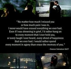 Damon Speech TVD I fangirled so hard when he said this i could barely breathe . I Love Ian Somerhalder! Damon Salvatore Quotes, Damon Quotes, Damon Salvatore Vampire Diaries, Ian Somerhalder Vampire Diaries, Vampire Diaries The Originals, Vampire Diaries Quotes, Vampire Diaries Wallpaper, Movie Quotes, Book Quotes
