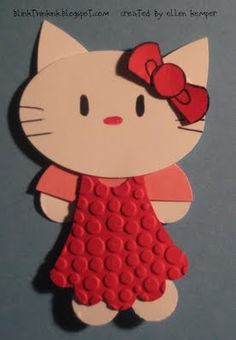 - Hello Kitty!