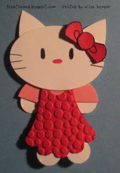 - Hello Kitty!