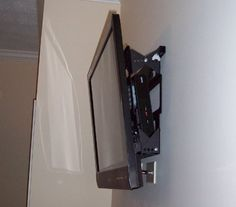 """Amazon.com: Innovative Americans Cable Satellite Box TV Wall Mount Kit for most 26"""" to 60"""":  solution to hide the cable box"""