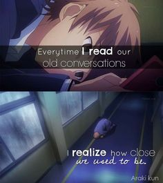 I don't care what anime this is, the words right there hurt like a thousand suns…