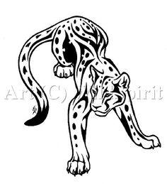 Google Image Result for http://i300.photobucket.com/albums/nn7/eli_metal/Disenos%2520Pintar/Tribal_Leopard_Tattoo_Commish_by_Wi.jpg