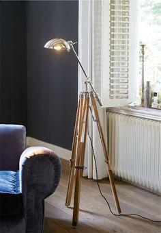 Rivièra Maison Official Online Store ® - accessoires | Lamps & Lampshades | Floor Lamps | The Great Study Floor Lamp