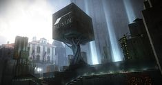 Deus Ex Universe, Tumblr, Tumbler