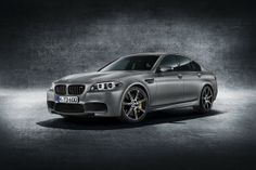 The 2015 BMW M5 30th Anniversary Edition, which celebrates a major milestone for the high-performance German sedan, starts at $138,275.