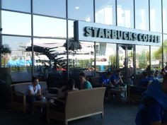 Starbucks Cafe - Cluj Napoca Romania - As a Starbucks partner, I can gladly say that I've been here!!!