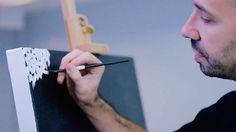 How to paint like Yayoi Kusama   IN THE STUDIO