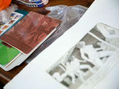 """O Sesc Pompeia recebe de 16 de março a 16 de junho, a exposição """"O Ateliê de Gravura"""" de alunos do artista Evandro Carlos Jardim."""