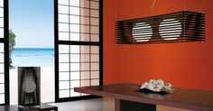 Nice!!!  Axo Lighitng  SP KOSHI G / LT KOSHI G / Koshi suspension and table #interiordesign