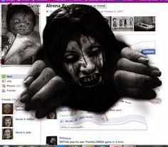 Facebook Ghost Profile- Facebook Pranks