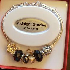 MIDNIGHT GARDEN BRACELET  NEW IN PACKAGE Jewelry Bracelets
