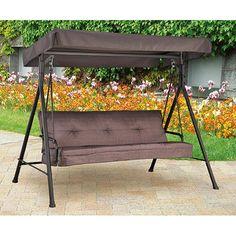 outdoor swing patio swing canopy swing