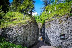 The Rigi Massif offers no less than 120 kilometers of hiking and climbing routes suitable for taking a simple walk to climbing a mountain. Switzerland, Climbing, Golf Courses, Hiking, Country Roads, Mountains, St Michael, Travel, Queen