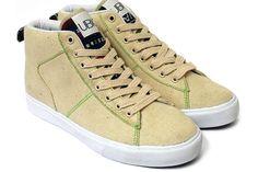 UBIQ Grace Mid 'Hemp' (Spring/Summer 2010 Collection) - EU Kicks: Sneaker Magazine
