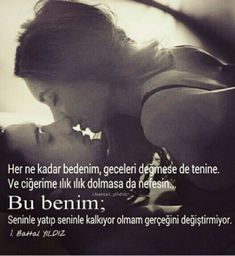 ❤ Demet❤ My World, The Dreamers, Love Quotes, Language, Sayings, Movie Posters, Photography, Rage, Qoutes Of Love
