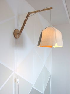 Lighting wall · http://marieladias.blogspot.pt