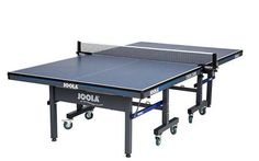 Joola Tour 2500 1 Inch Professional Grade Table Tennis Table with Net Set Perfect for Interactive Indoor Games with Family and Friends - Features Assembly, Playback Mode, Compact Storage, White Best Ping Pong Table, Table Tennis Conversion Top, Indoor Tennis, Brand Names And Logos, Tennis Table, Drop Shot, Tennis Tips, Indoor Games, Table Legs