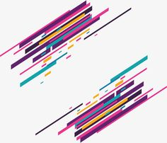 Pink purple Twill Border, Vector PNG, Lineal, Línea PNG y Vector