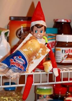 Do you and your family do Elf on the Shelf?