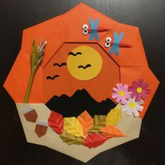 Diy And Crafts, Arts And Crafts, Paper Crafts, Origami, Winter Project, Art N Craft, Autumn Art, Art Club, New Art