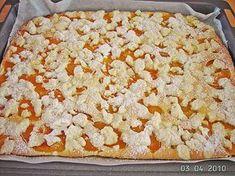 Eierlikör - Streuselkuchen 16 Baking Recipes, Cake Recipes, Snack Recipes, Dessert Recipes, Snacks, Holiday Baking, Cakes And More, No Bake Cake, Food Videos