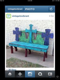 Crosses bench... Yes please!