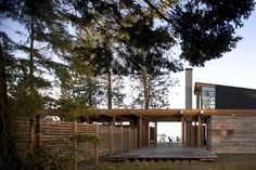 in love with this house. this architecture. these materials. this site. bcj - Port Townsend residence.